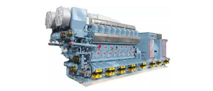陕柴重工田湾5/6核电项目首台EDG即1LHP机组完成现场验收试验